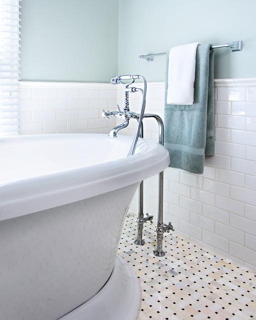 Bloomfield Village Master Bathroom traditional-bathroom