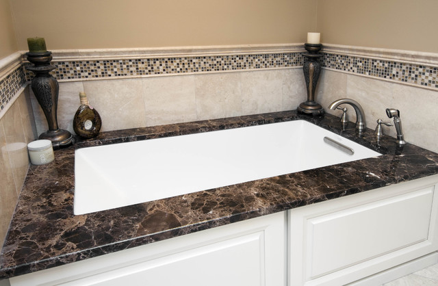 Bloomingdale, Il -- Master Bath Redesign and Remodel contemporary-bathroom
