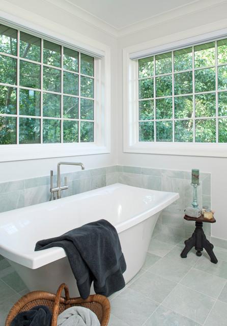 Bloomington New Home Construction classico-stanza-da-bagno