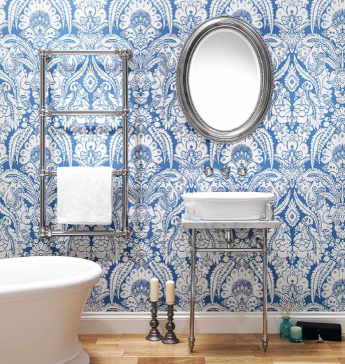 Bloomsbury project at bagnodesign glasgow craftsman for Bathroom designs glasgow