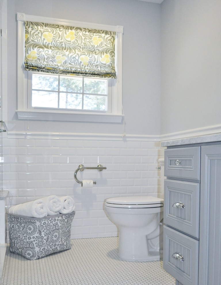 Traditional Bathrooms Haarlem.Blue Bell Pa Master Suite Traditional Bathroom