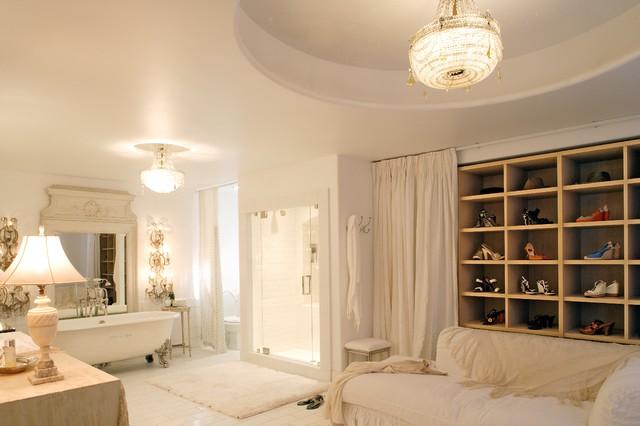 Simple Bathroom Fixtures Moderno