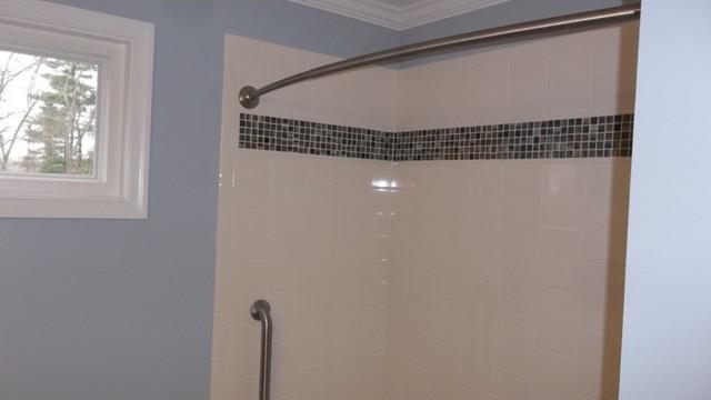 Blue Hall Bath traditional-bathroom