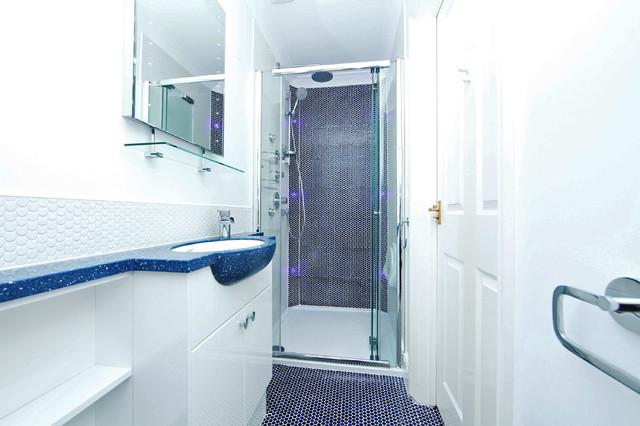 Cool Customer Project Bathroom Mood Lighting Sideglow Fibre