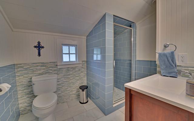 Blue Ridge Georgia Custom Homes  Traditional  Bathroom  Atlanta