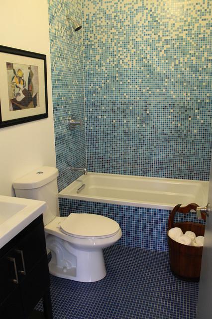 Brilliant Master Bath Redesign Modern Bathroom