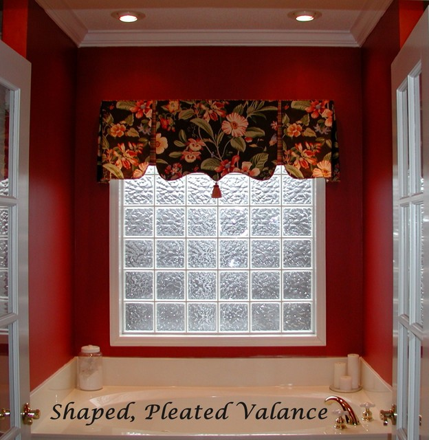 valances for bathroom windows,