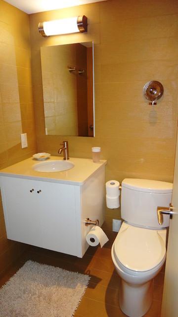 Boardwalk Builders contemporary-bathroom