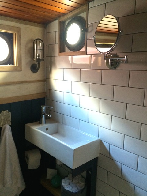Boats And Barges Bathroom Other By Emma Clanfield Design Ltd