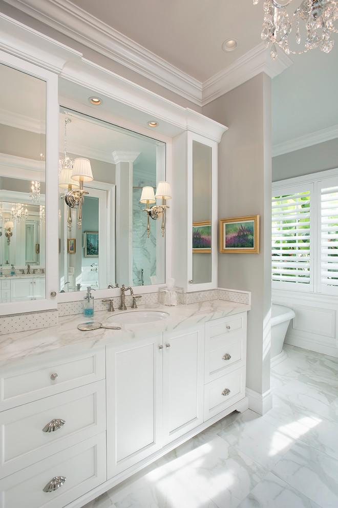 Boca Raton Luxury - Traditional - Bathroom - Miami - by ...