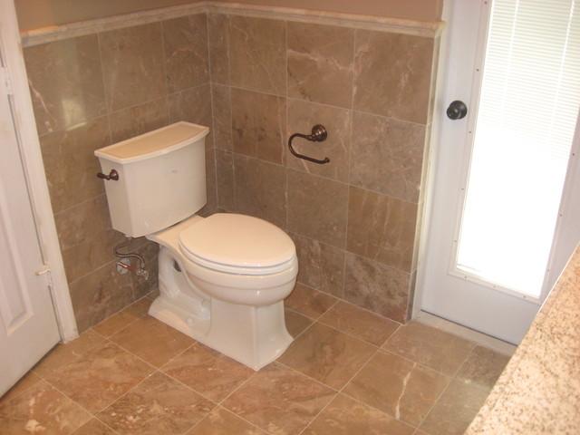 Boca Raton site traditional-bathroom