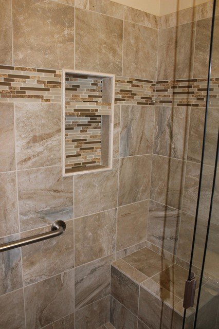 Boise Area Tile Projects Transitional Boise By The