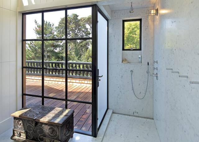 Bole Residence contemporary-bathroom