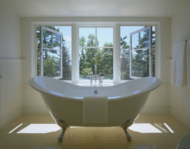 Boston Architects: Eck | MacNeely Architects inc. eclectic-bathroom