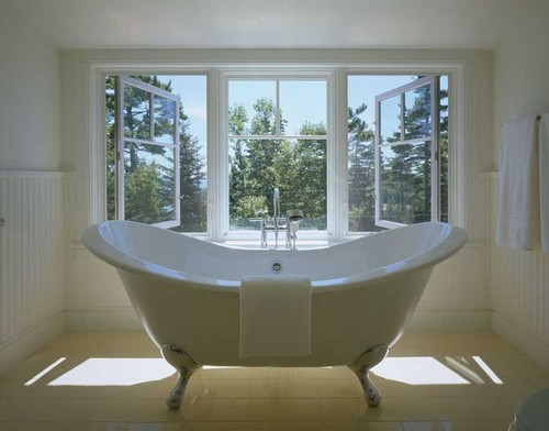 Boston Architects: Eck | MacNeely Architects inc. eclectic bathroom