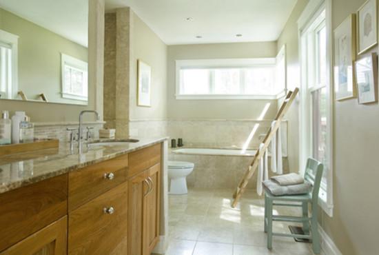 Boston Architects: Eck | MacNeely Architects inc. contemporary-bathroom
