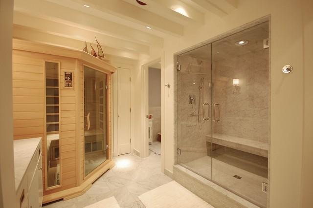Boston Condo eclectic-bathroom