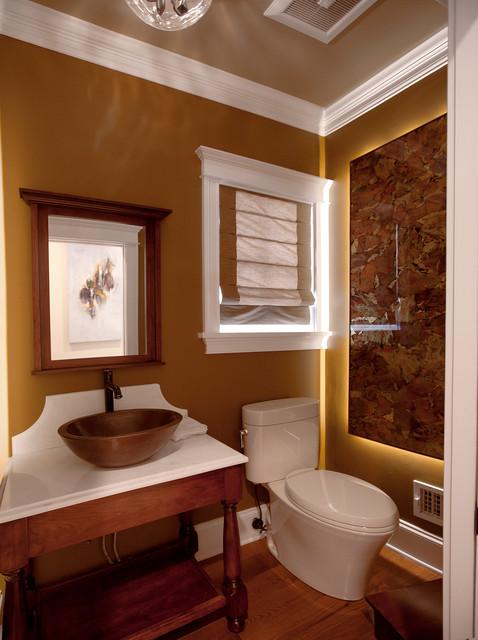 Boston Magazine Design Home 2012 eclectic-bathroom