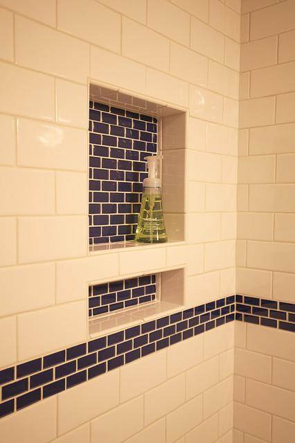 Bothell Hall Bathroom Remodel traditional-bathroom