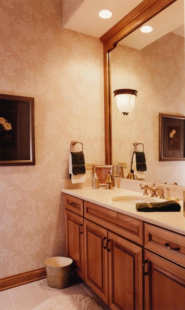 Boulder Ridge traditional bathroom