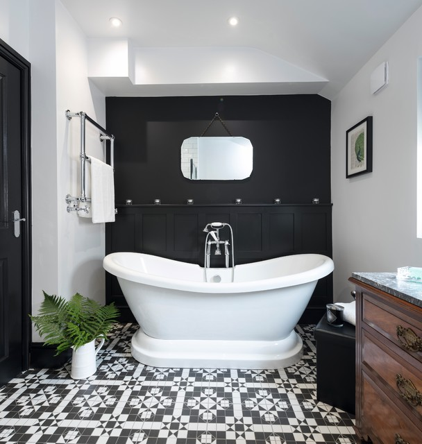 Boutique Victorian Style Bathroom Traditional Bathroom Other By Amelia Wilson