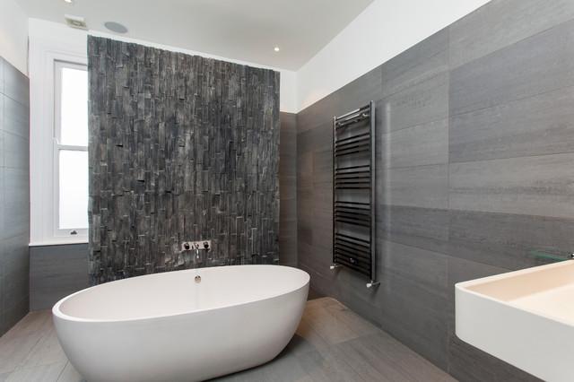 Bovington Road contemporary-bathroom