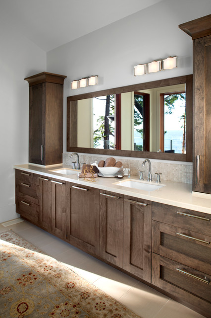 Interior Solutions Design Group Inc Designers Decorators Bowen Island New Construction Contemporary Bathroom