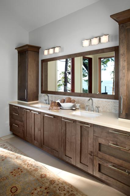 Interior Solutions Design Group Inc Designers Decorators Bowen Island New Construction Contemporary Bathroom
