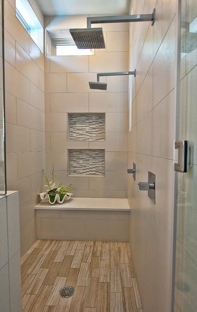 Bowman, Greenbelt Homes, Austin Texas contemporary-bathroom