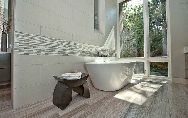 Bowman Master Bath contemporary bathroom