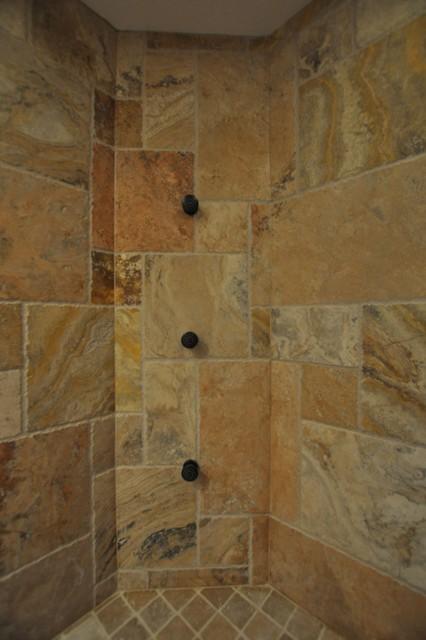 Bowrn Bathroom Greenwood IN eclectic-bathroom