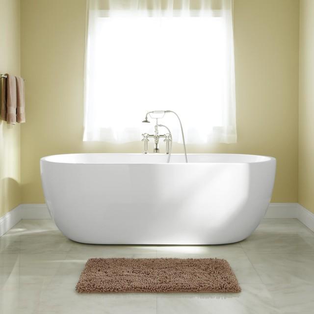 Etonnant Boyce Acrylic Tub Contemporary Bathroom