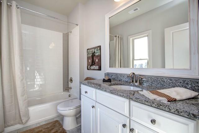 Boys Bathroom Transitional Bathroom Charlotte By Jane Ann Designs