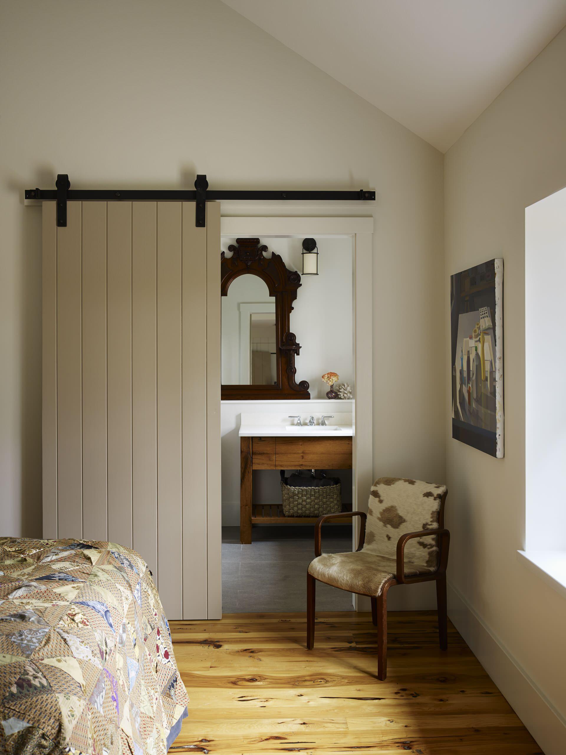 Bathroom Barn Door Houzz