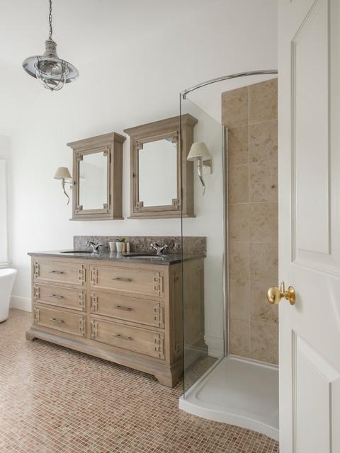 Bram stoker park dublin traditional bathroom dublin for Bathroom ideas dublin
