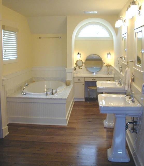 Brand New Bungalow: Bathroom craftsman-bathroom
