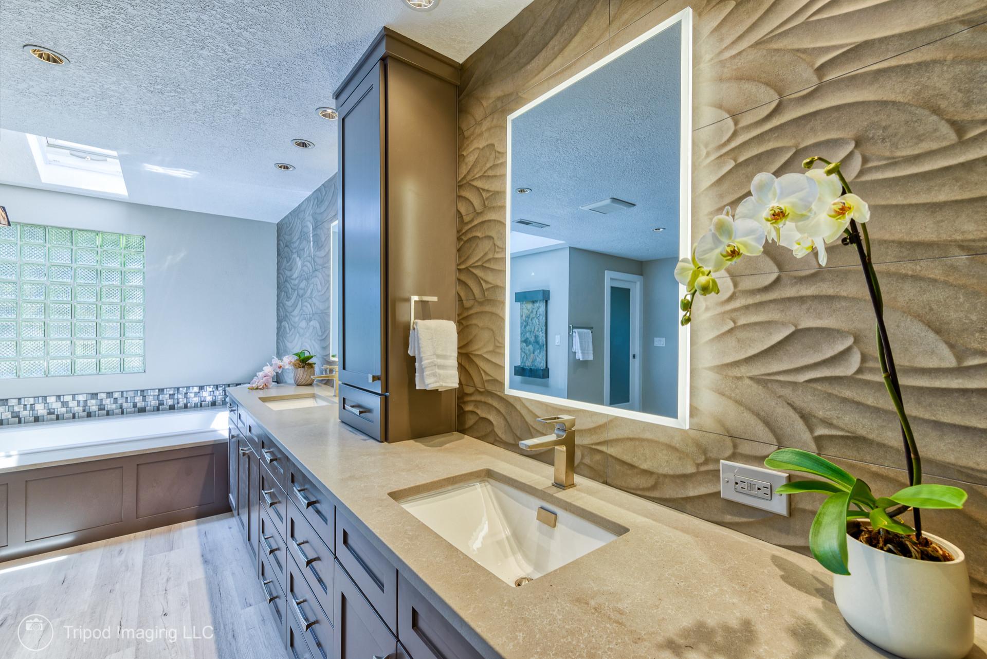 Breathtaking Master Bath Remodel