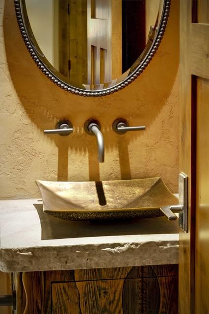 Breckenridge Residence contemporary-bathroom