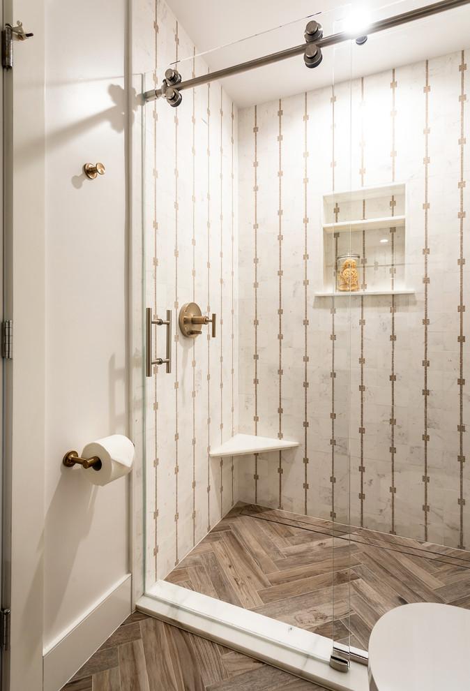 Breezy Blue Home - Beach Style - Bathroom - Sacramento ...