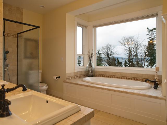 Brentwood Residence tropical-bathroom