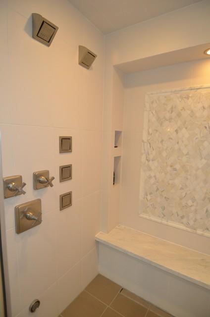 Briar Rose Kitchen, Master Bath & Closet traditional-bathroom