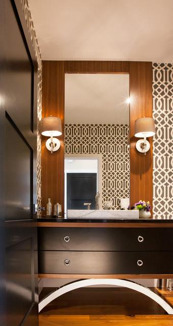 Briarwood Residence contemporary-bathroom