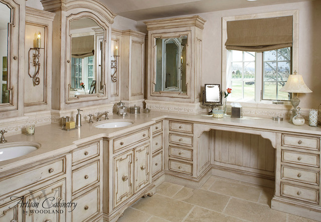 . Briarwood   Traditional   Bathroom   Other   by Woodland Furniture