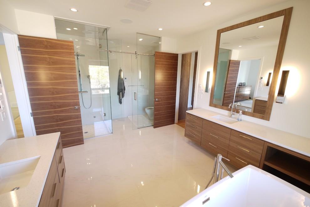 Bridge House - Modern - Bathroom - Calgary - by Alloy ...