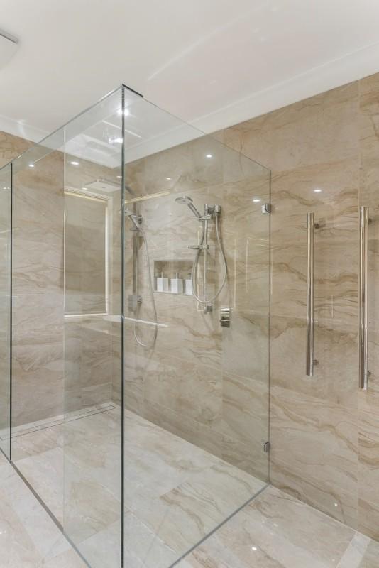 Bridgeman Downs Renovation - Contemporary - Bathroom ...