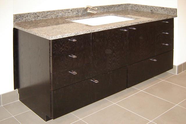 Bridgewater Contemporary Bathrooms contemporary-bathroom