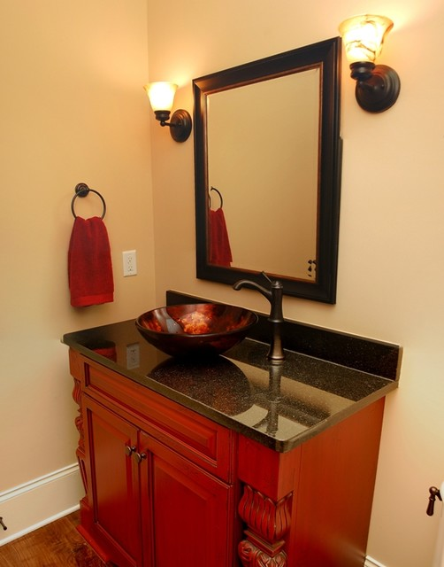 Bridlepath traditional-bathroom