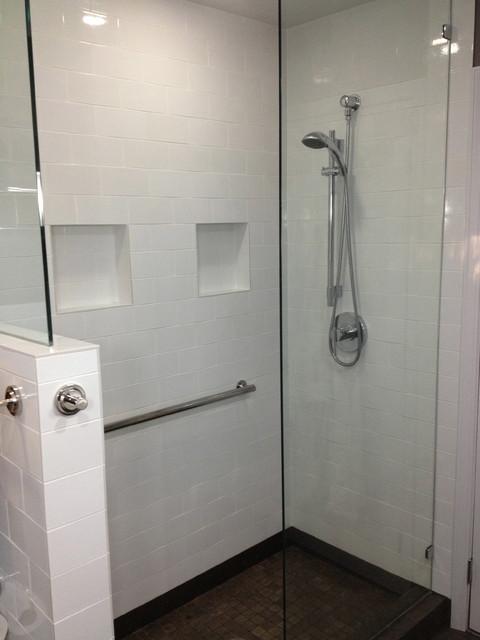 Brighton Bath Contemporary Bathroom Detroit By Building Detail Inc