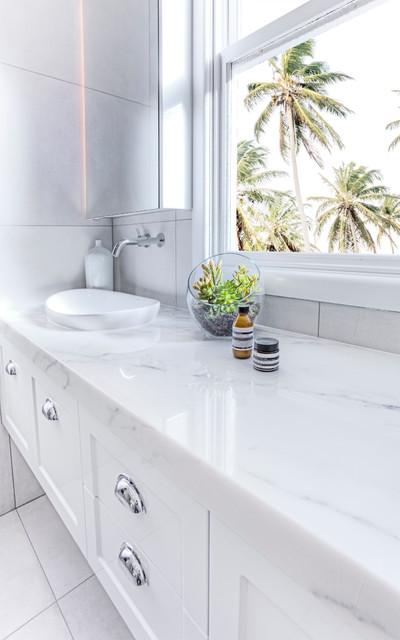 Brighton Bathroom Renovation Traditional Bathroom Melbourne By Gia Bathroom Kitchen