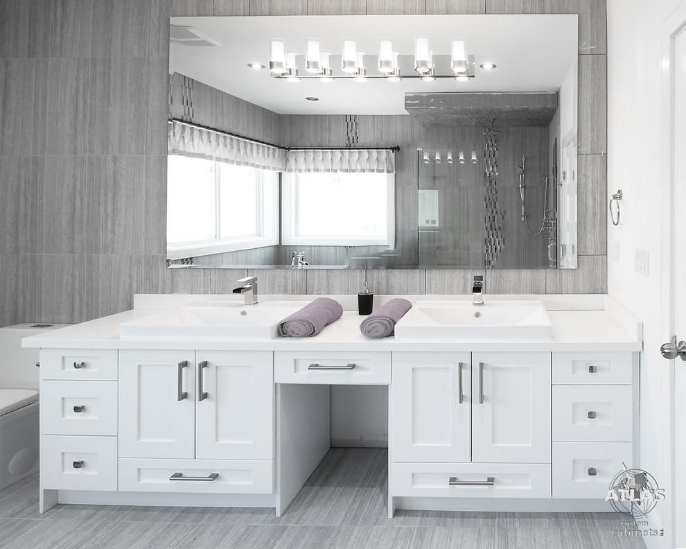Brilliant and Striking ( Surrey, BC) - Modern - Bathroom ...